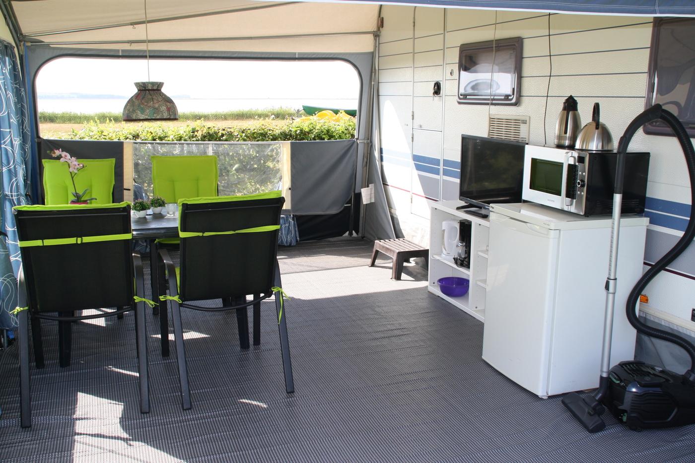 Thumb fortelt udlejnings campingvogne nordjylland