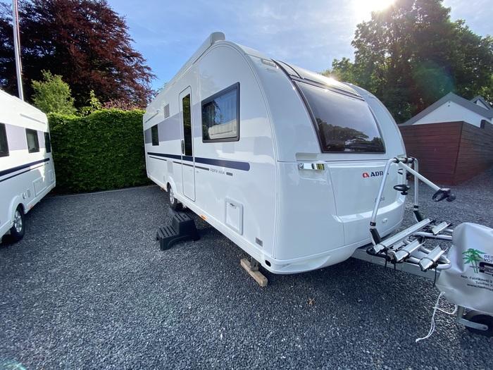Luksus campingvogn udlejes