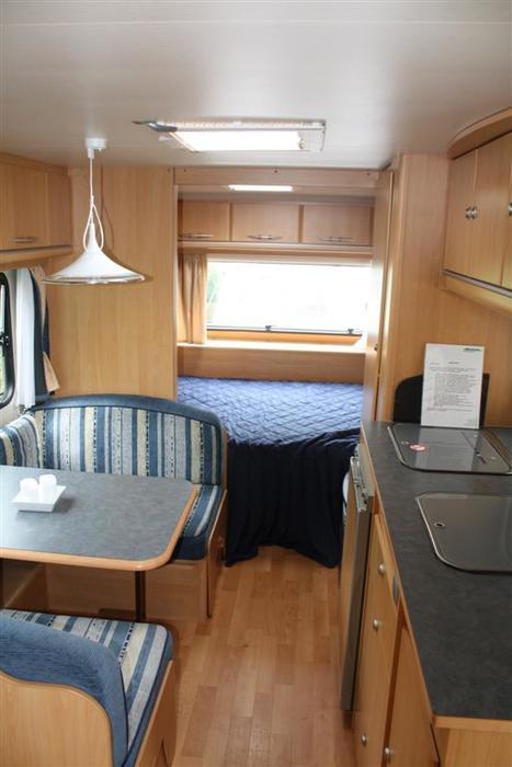 Campingvogn Adria PK 542 BL5014