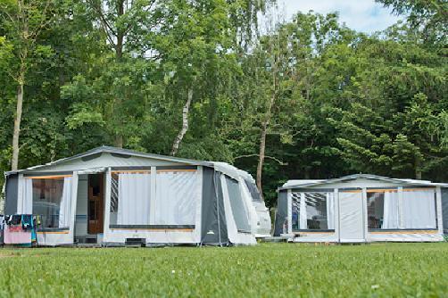 Thumb campingvogn nyt telt